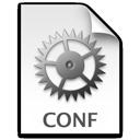 CONF文件
