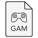 GAM文件