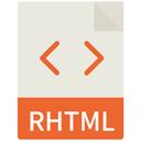 RHTML ICON