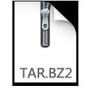 TAR.BZ2 ICON