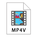 MP4V ICON