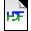 HDF5 ICON