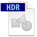 HDR ICON