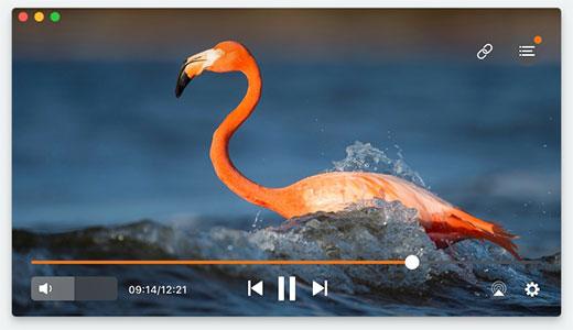 Elmedia Player播放F4V视频